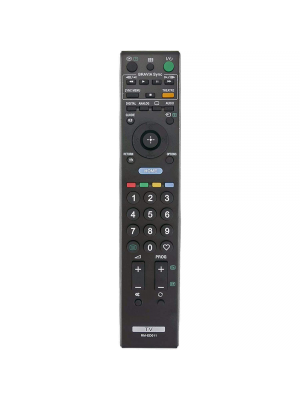 Universal Replacement Remote Control for Sony TV - RM-ED011