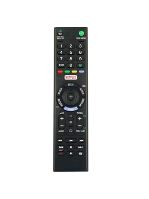 Universal Replacement Remote Control for Sony Smart TV - RMT-TX102D